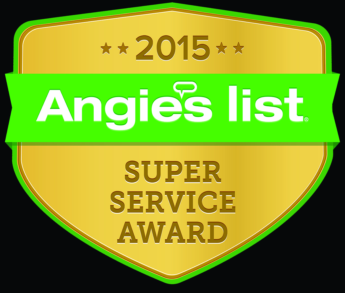 My Tire Guys 2015 Angie's List Super Service Award
